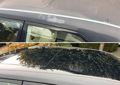 Mercedes dak voorbeeld - Klijnsmit carcleaning
