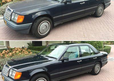 Mercedes zij aanzicht Voorbeeld - Klijnsmit Carcleaning